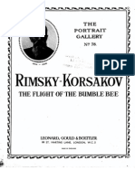 Rimsky-Korsakov_The Flight of the Bumble Bee