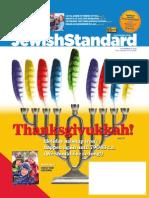 Jewish Standard, Nov. 22 2013