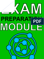 Exam Preparation Module - Blueprint