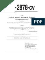 Salinger Appeal Brief