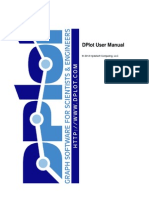 d Plot User Manual