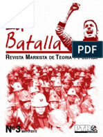 La-batalla, Revista Chile