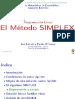 Clase Simplex 12