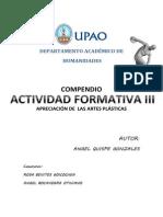 Compendio de Actividad Formativa