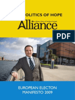 Alliance Manifesto Online