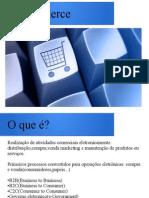 Apresentação E-Commerce.odp