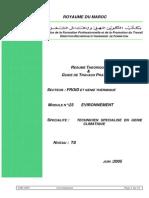 Mod 23 TSGC Environnement.889