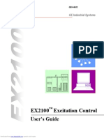 EX2100  Excitation Control