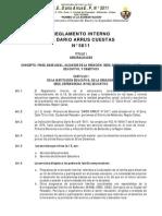 Reglamento Interno I.E Dario Arrus