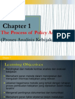 Chapter1 the Process of Policy Analysis