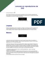 Fallas más comunes en reproductores de DVD.docx