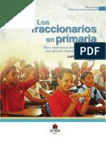 Los Fraccionarios en Primaria 1