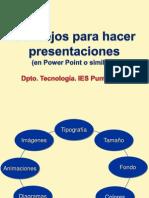 6_ Consejos para hacer una presentación (power point)