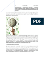 2.2.-Concepto de administración internacional