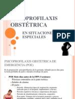 Psicoprofilaxis Obstetrica en Situaciones Especiales.ppt
