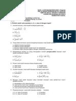 Latihan Soal Materi Bab I Paket B