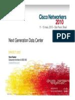 BRKDCT-2002 - Next Gen Data Center - 2010