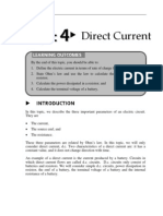 Topic 4 Direct Current
