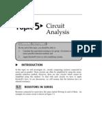 Topic 5 Circuit Analysis