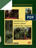Huertos Caseros Tropicales