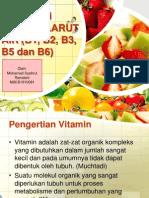 Vitamin Larut Air