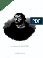 Stang-Luther Leben Und Wirken
