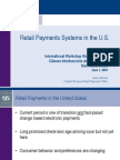 Retail Payments System
