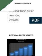 Protestantismo I