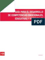 Guia Para El Desarrollo de Competencias Emocionales Educativas y Parentales