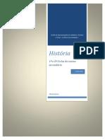 guião de critérios de avaliação de trabalhos - História