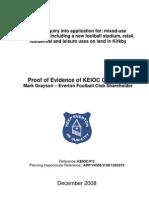 keioc p3 proof of evidence (Everton EGM)