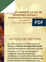 Analisis Actual Ley Pensiones 65 2013 (1)