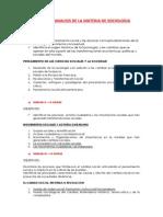 Unidad de Analisis de La Materia de Sociologia