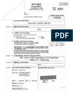 Slavonic Corps- HK Company Info