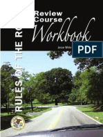 2012 Illinois Rules of The Road Review Course Workbook