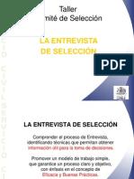 PPT La Entrevista de Seleccion v1