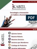 Presentación Ekabel 2013