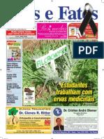 Jornal Atos e Fatos - Ed. 636 - 15-08-2009