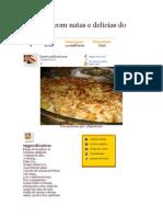 Bacalhau Com Natas e Delicias Do Mar