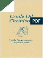 Crude Oil Chemistry