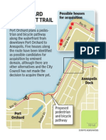 Port Orchard waterfront trail