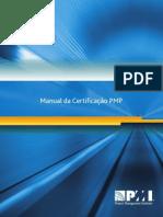 Manual de Certificação PMP