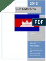 Guerra de Camboya