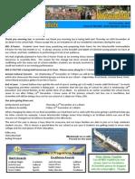 Newsletter 21.11.13