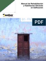Manual de Rehabilitacion Eficiente_FACHADAS (WEBER)