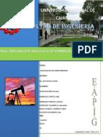 Exploracion de Superficie de Petroleo y Gas -Exposicion (2)