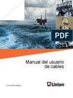 Catalogo de Cables