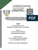Diseño de un sistema de control de acceso mediante la tecnología (2)
