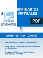 Power de Seminarios Virtuales