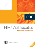 HIV-Viral Hepatitis- A Guide for Primary Care